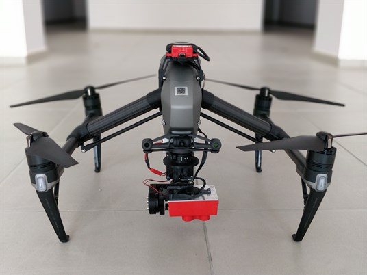 Micasense RedEdge Gimbal